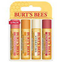 Superfruit Lip Balm Blister Box 4-Pack