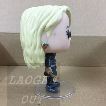 10cm New Funko Pop! Movies Harry Potter Vinly Figure #14 LUNA LOVEGOOD