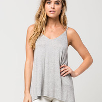 LIRA Strappy Womens Tank | Essentials