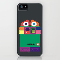 Wall-E Gets a Paint Job // Inspired by Disney-Pixar iPhone Case by -raminik design- | Society6