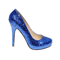 LOVEME GLITTER BLUE