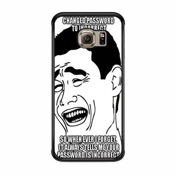 yao ming face samsung galaxy s7 s7 edge cases
