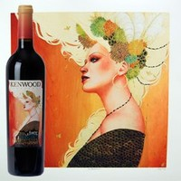 Kenwood Vineyards 2006 Artist Series Gift Pack