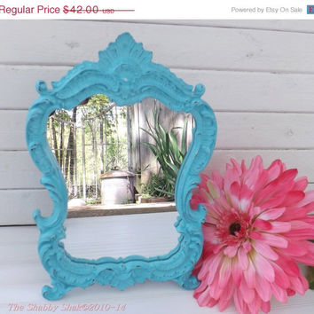 SPRING SALE PRING Fever Sale Baroque Style Mirror / Dresser Mirror / Princess Mirror / AquaHome Decor / Decorative Mirror