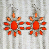 Bright Fashion Earrings