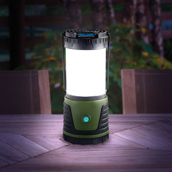 The 300 Lumens Mosquito Repelling Lantern