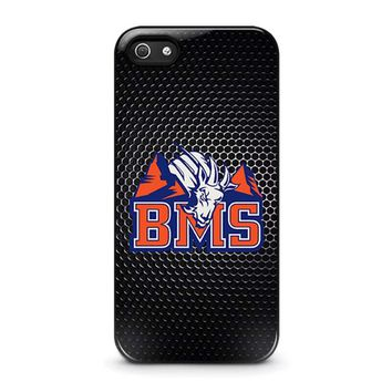BMS BLUE MOUNTAIN STATE iPhone 5 / 5S / SE Case Cover