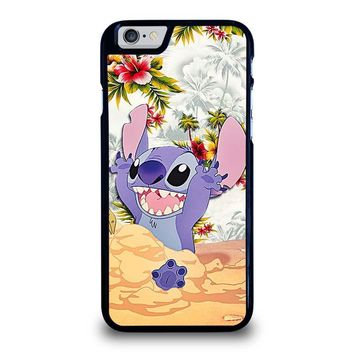 DISNEY LILO & STITCH VINTAGE FLORAL iPhone 6 / 6S Case Cover