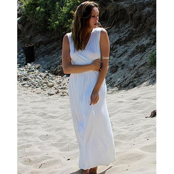 LL Sweetest Kiss Sleeveless Maxi Dress