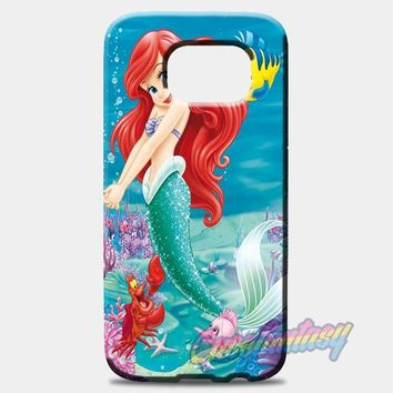 The Little Mermaid Party Samsung Galaxy S8 Plus Case