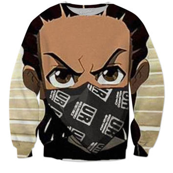 Boondocks Sweater