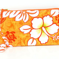 Aloha : This meduim size wristlet will fit all size phones and much more. I phone 6 plus and galaxy note 4