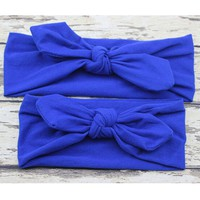 Headband Bows Bunny Ears Baby Hair Accessories
