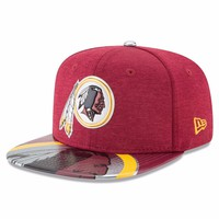 Washington Redskins New Era 2017 NFL Draft On Stage Original 9FIFTY Snapback Hat