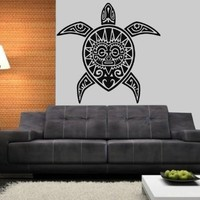 Wall Decal Turtle Vinyl Sticker Decals Nursery Baby Room Home Decor Bedroom Art Design Interior NS373