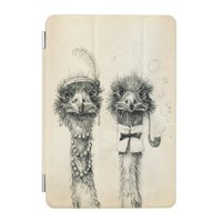 Mr. and Mrs. Ostrich