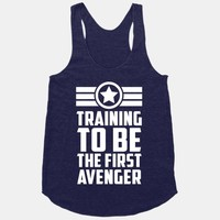 Training to be the First Avenger