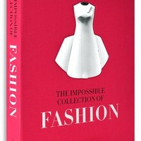 The Impossible Collection of Fashion Book by Valerie Steele | The 100 Most Iconic Dresses of the Twentieth Century | Assouline