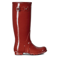 Hunter Women´s Original Tall Gloss Rain Boots | Dillards