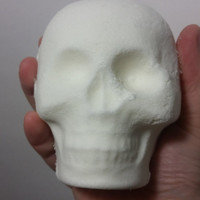Large 3D Skull Bath Bomb - Pick Your Poison