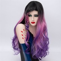 [Sassy Ombre] Wig