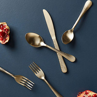 Etched Lines Flatware