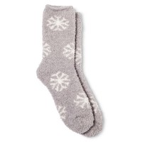Women's Crew Cozy Socks One Size - Gilligan & O'Malley®
