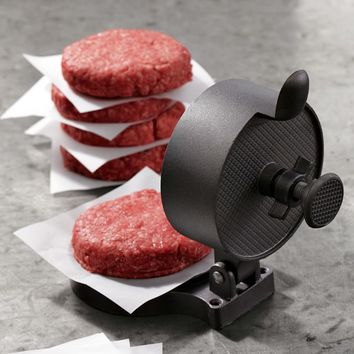 Adjustable Nonstick Burger Press, Sale