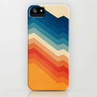 Barricade iPhone & iPod Case by Tracie Andrews