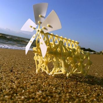 Wind Powered Mini Strandbeest Kit