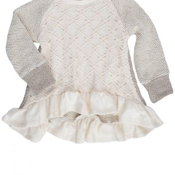 Outlet Persnickety Jade Sweatshirt