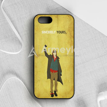 The Breakfast Club Sincerely Yours iPhone 5|5S|SE  Case | armeyla.com