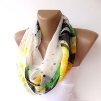 chiffon scarf infinity scarf,loop,circle scarves,design shawl neckwarmer cowl scarf,for woman,fashion accessories,scarves,valentines day