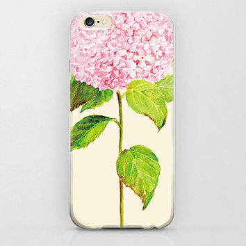 Flower Pink Floral iPhone 6 Case Flowers and Rose iPhone 6 Covers Adorable and Unique Floral Prints and Patterns Phone Cases Plastic