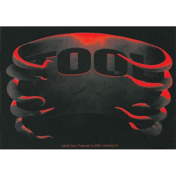 Tool - Ribcage Decal