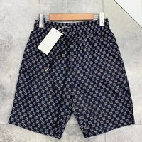 GUCCI  New fashion more letter couple shorts Black