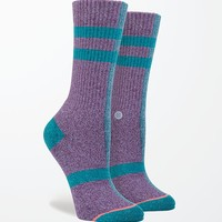 Stance Voyager Crew Socks - Womens Scarves - Green - One