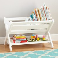 Good Read Book Caddy (White)