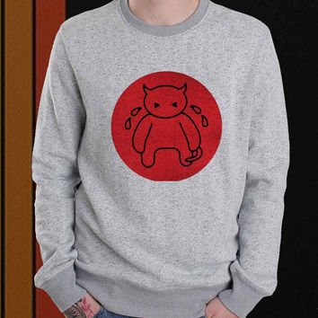 Radiohead Devil sweater Sweatshirt Crewneck Men or Women Unisex Size