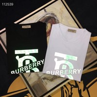 HCXX 19Aug 342 Burberry Reflective Printting Short Sleeve T-Shirt