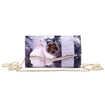 Blossomz Chained Clutch