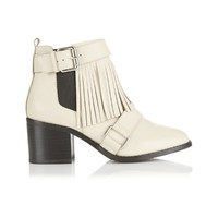 ACE Real Leather Fringe Boots - View All - New In