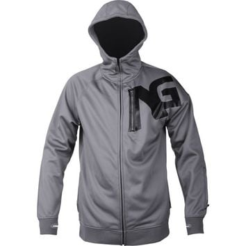 Analog Transpose Water Resistant Zip Hoodie