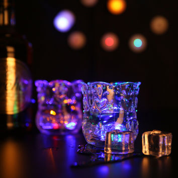 Hot Sale Cute On Sale Hot Deal Drinks Coffee Professional LED Lightning Cup [6258131654]