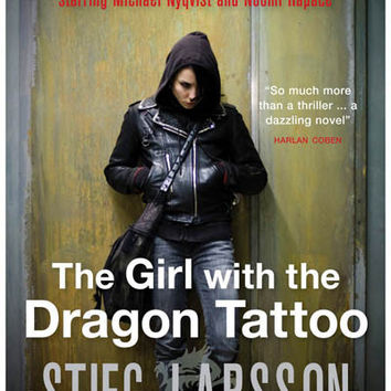 Girl with the Dragon Tattoo Lisbeth Door Movie Poster 11x17