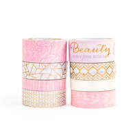 Shells & Pearls Washi Tapes By Craft Smart™