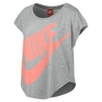Nike Store. Nike Freestyler Logo Short-Sleeve Women's Top