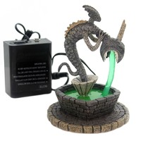Department 56 Accessory TOWN SQUARE FOUNTAIN Nightmare Before Christmas 6001202