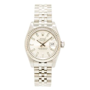 Rolex Datejust automatic-self-wind womens Watch 179174 (Certified Pre-owned)