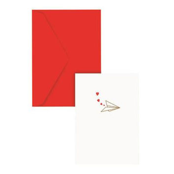 Paper Airplane Boxed Cards